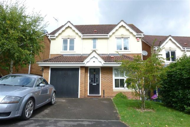 Thumbnail Detached house for sale in Stockwood Mews, St. Annes Park, Bristol