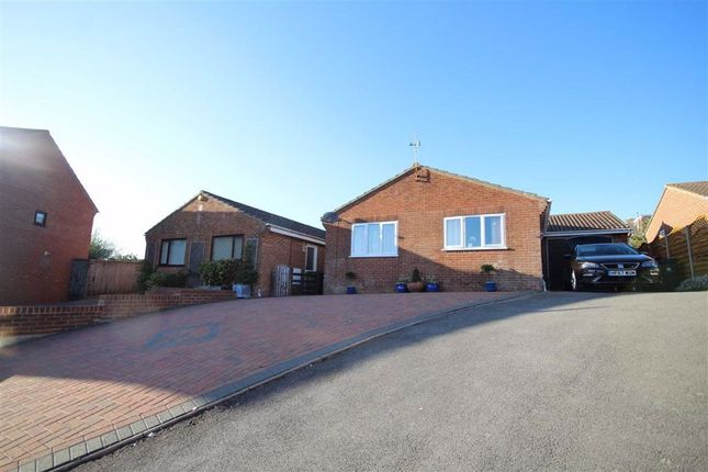 Thumbnail Detached bungalow for sale in Haymoor Avenue, Weymouth, Dorset