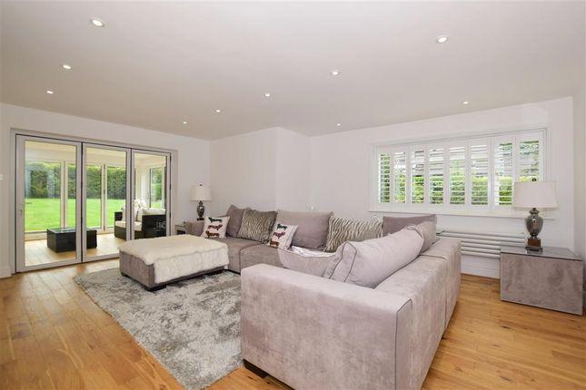 Thumbnail Detached house for sale in Copthorne Road, Felbridge, West Sussex