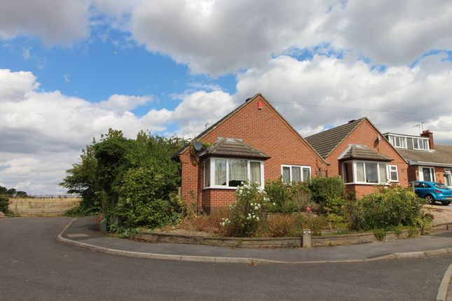 Thumbnail Detached bungalow to rent in Sisley Avenue, Stapleford, Nottingham