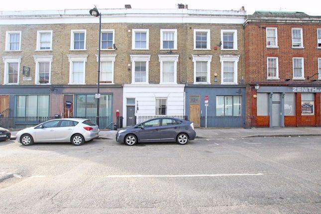 Packington Street, London N1