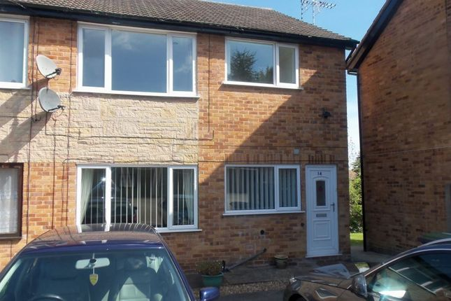 Thumbnail Flat to rent in Close Quarters, Bramcote, Nottingham