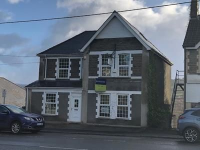 Thumbnail Office to let in Commercial House, Commercial Street, Pontllanfraith