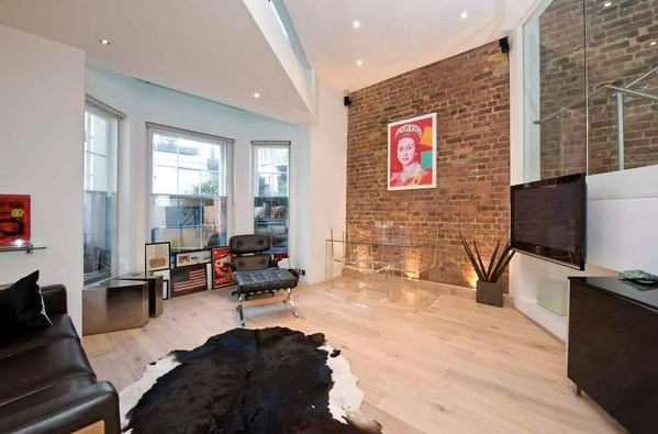 1 bed detached house for sale in Gloucester Road, South Kensington