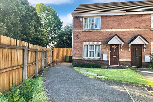 Thumbnail Link-detached house to rent in Lowfield Drive, Thornhill, Cardiff