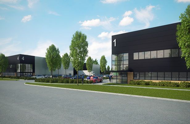 Abingdon Business Park, Abingdon OX14