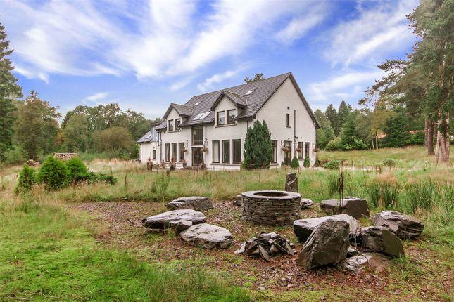 Thumbnail Detached house for sale in Lochside, Braidwood, Carluke, South Lanarkshire