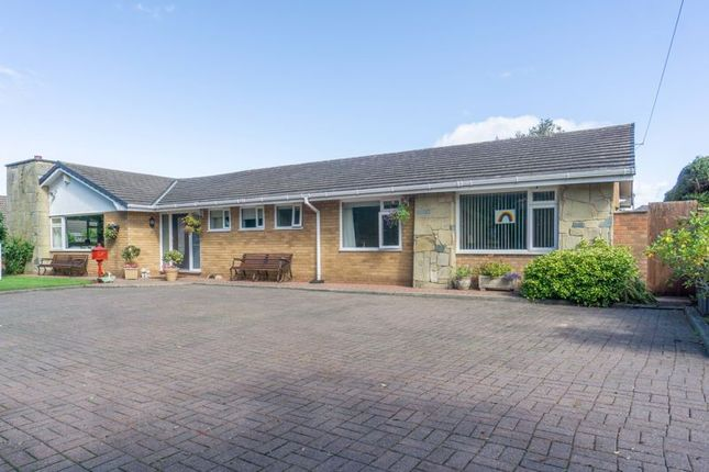 Thumbnail Bungalow for sale in Acton Lane, Saughall Massie, Wirral