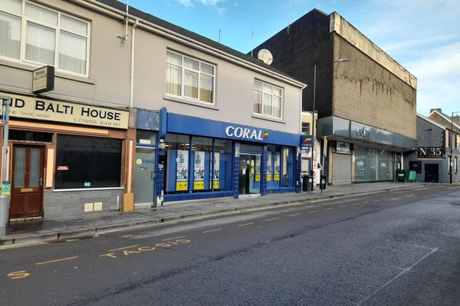 Thumbnail Office to let in Lock-Up Shop And Premises, 29/31 Market Street, Bridgend