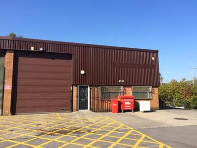 Thumbnail Light industrial to let in Unit 1 Viaduct House, Merthyr Tydfil Industrial Estate, Pentrebach