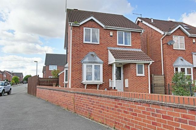 Thumbnail Detached house for sale in The Meadows, Dunswell, Hull
