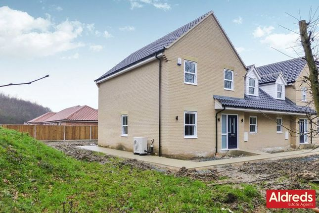 Thumbnail Semi-detached house for sale in Main Road, Filby, Great Yarmouth