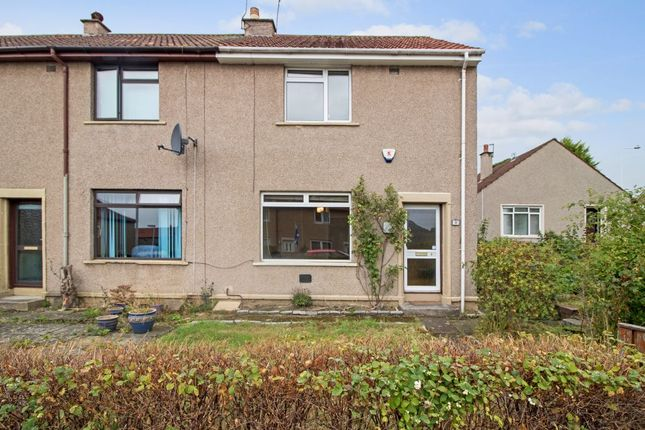 Thumbnail End terrace house for sale in 2 Cheviot Road, Kirkcaldy