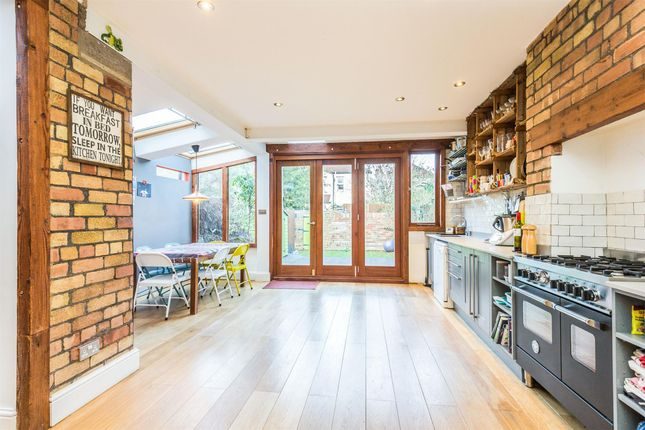 Thumbnail Terraced house for sale in Longmead Avenue, Bishopston, Bristol