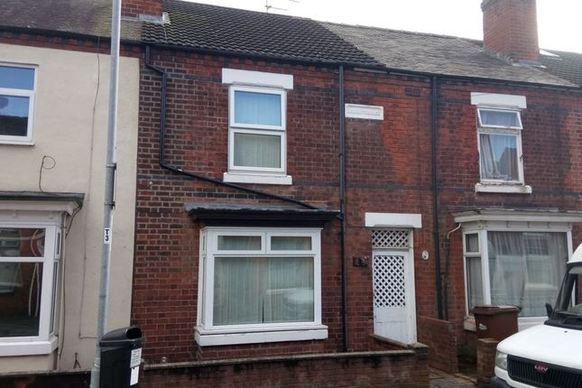 Thumbnail Property to rent in Carlton Street, Burton Upon Trent, Staffordshire