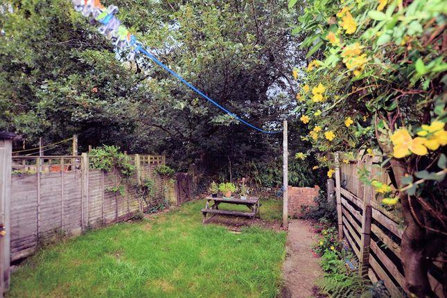 Rear-Garden of Tamar Avenue, Tavistock PL19