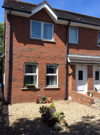 Thumbnail Semi-detached house for sale in Main Street, Carrowdore, Newtownards