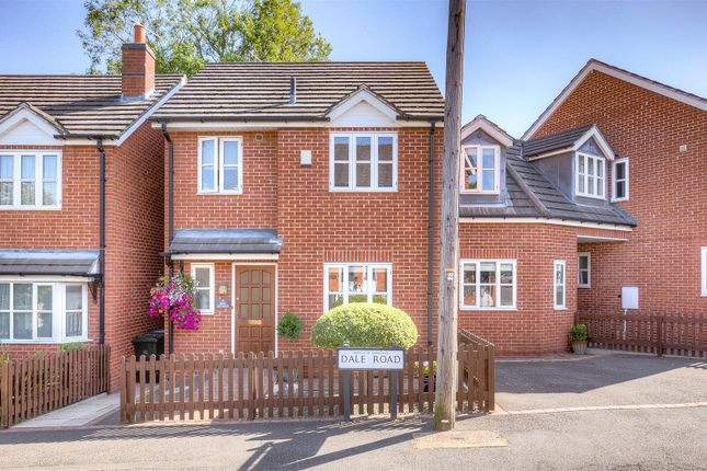 3 bed town house for sale in Dale Road, Keyworth, Nottingham NG12