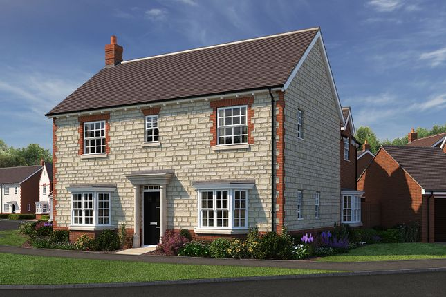 """Thumbnail Detached house for sale in """"The Spinney"""" at The Ridge, Blunsdon, Swindon"""