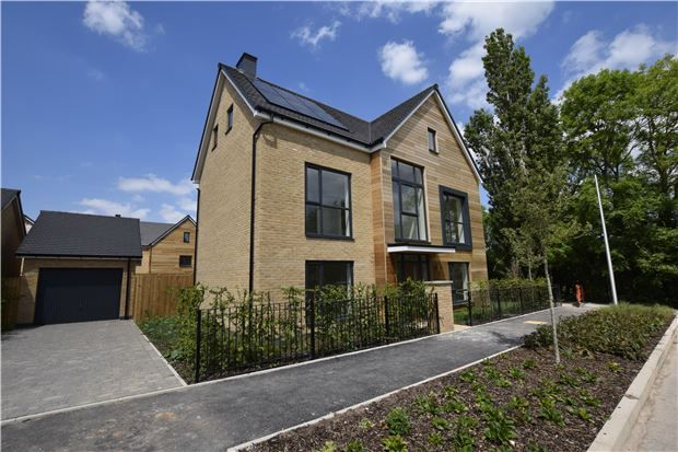 Thumbnail Detached house for sale in Plot 139 The Olive, Locking Parklands, Weston-Super-Mare