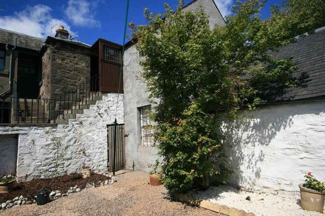 Thumbnail Maisonette for sale in Drummond Street, Comrie