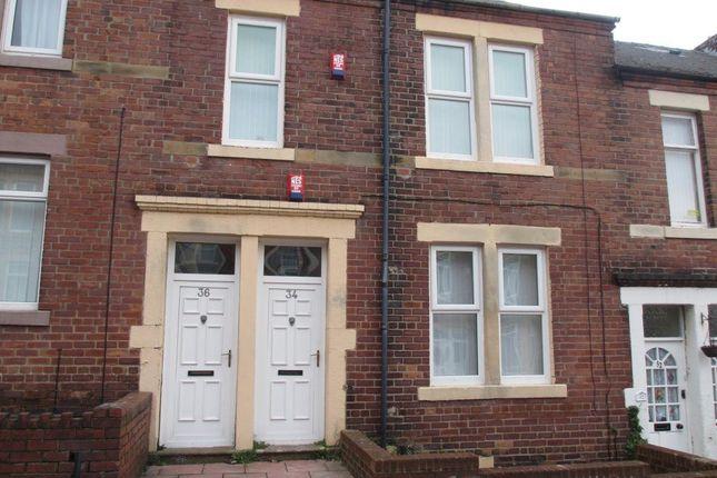 Thumbnail Flat to rent in Kitchener Street, Gateshead
