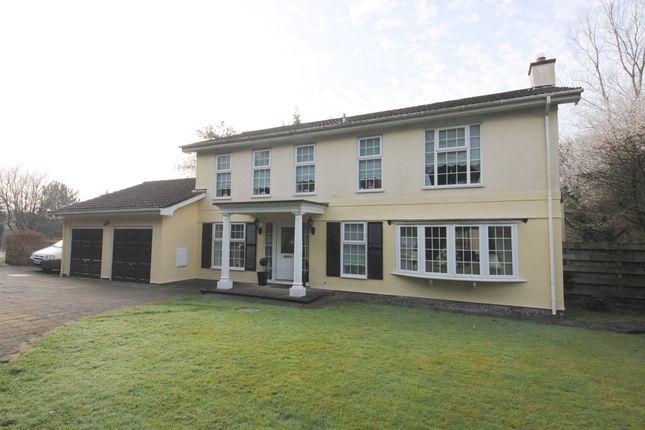Thumbnail Detached house for sale in River Vale, Braddan, Douglas, Isle Of Man