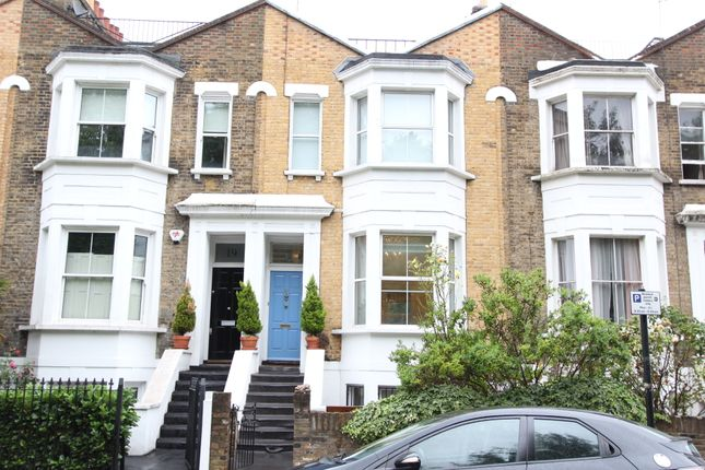 Thumbnail Terraced house to rent in Cadogan Terrace, Hackney