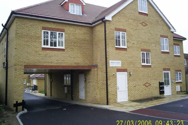 Thumbnail Flat to rent in Holly Court, Bower Way, Cippenham