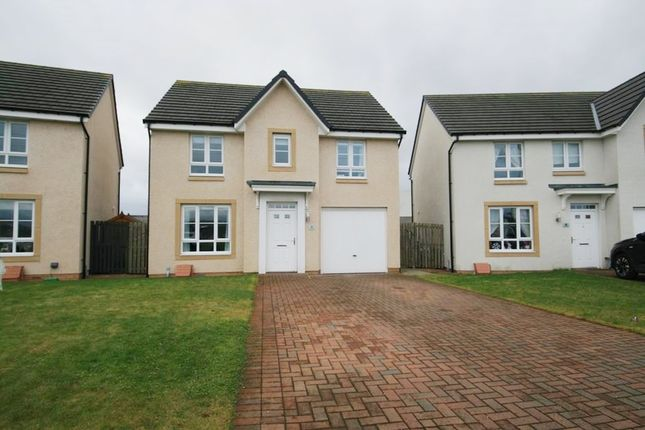 Thumbnail Detached house for sale in Lang Grove, Bathgate