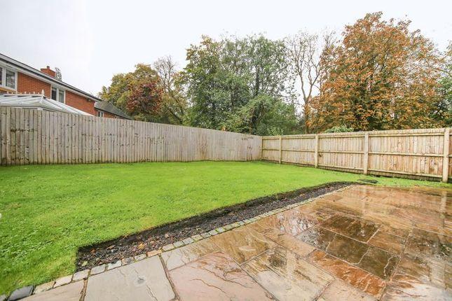 Garden of Mere Oaks, Standish, Wigan WN1