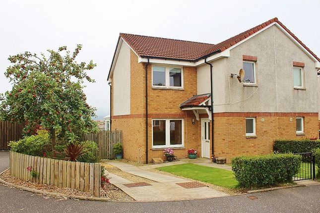 Semi-detached house for sale in 20 Darnia Avenue, Stranraer