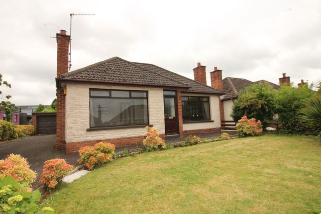 Thumbnail Bungalow for sale in Largymore Drive, Lisburn