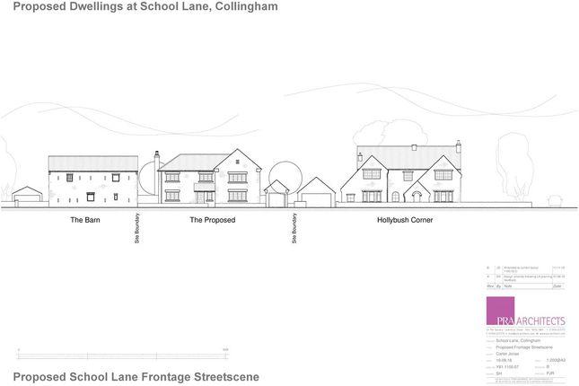 Picture No. 07 of Residential Building Plot, School Lane, Collingham, West Yorkshire LS22