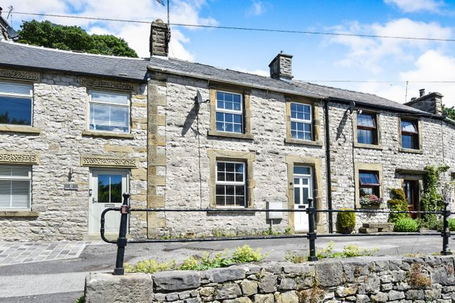 Thumbnail Terraced house for sale in Bank Terrace, Tideswell, Buxton
