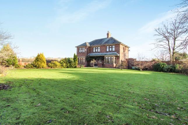 Thumbnail Detached house for sale in Freckleton Road, Kirkham, Preston, England