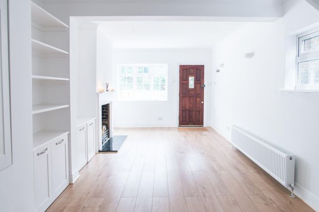 Thumbnail End terrace house for sale in Crescent Road, Warley, Brentwood