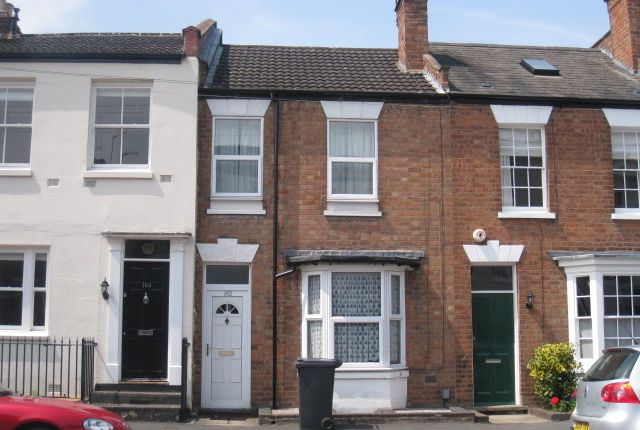 Thumbnail Terraced house to rent in 162 Leam Terrace, Leamington Spa