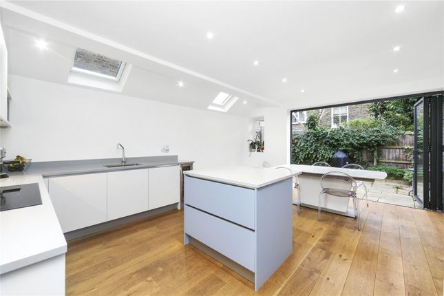 Thumbnail Terraced house to rent in Priory Park Road, London