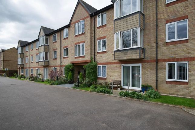 Thumbnail Flat for sale in Old Market Court, St. Neots