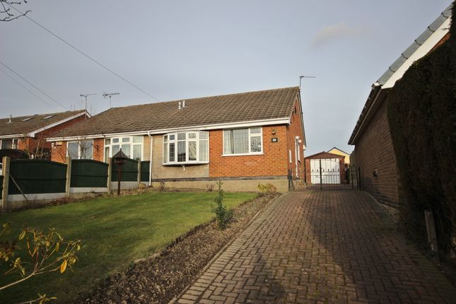 Thumbnail Semi-detached bungalow to rent in Sycamore Close, Selston