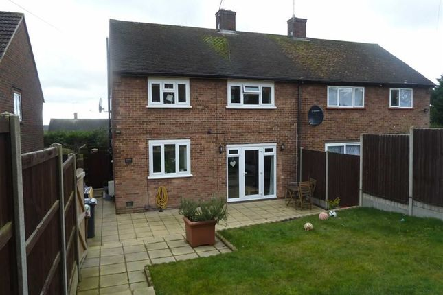 Thumbnail Semi-detached house to rent in Ayot Path, Borehamwood