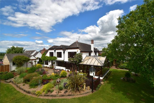 Thumbnail Country house to rent in Foredraught Lane, Tibberton, Droitwich Spa, Worcestershire