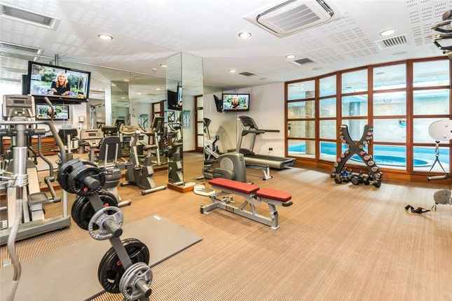 Gym Facilities of Charters Garden House, Charters Road, Sunninghill, Berkshire SL5