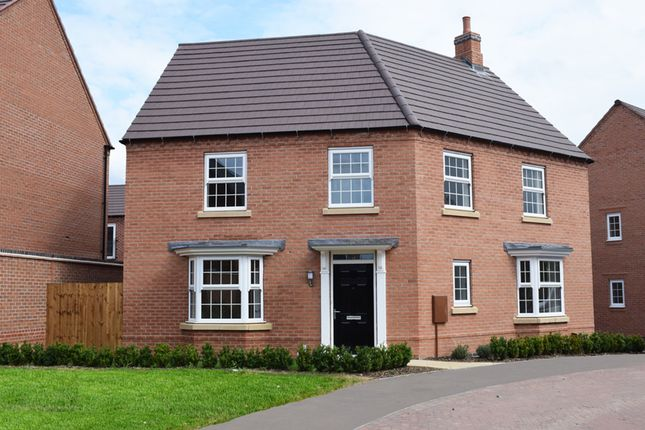 "Thumbnail Detached house for sale in ""Ashtree"" at Beggars Lane, Leicester Forest East, Leicester"