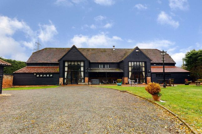 Thumbnail Barn conversion for sale in Whites Hill, Coggeshall, Colchester