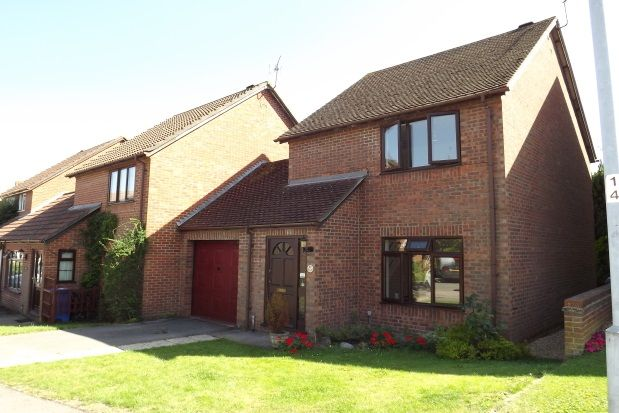 Thumbnail Detached house to rent in Burgess Close, Odiham, Hook