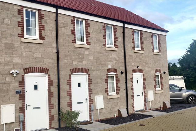 Terraced house for sale in Aesop Drive, Keynsham, Bristol, Somerset