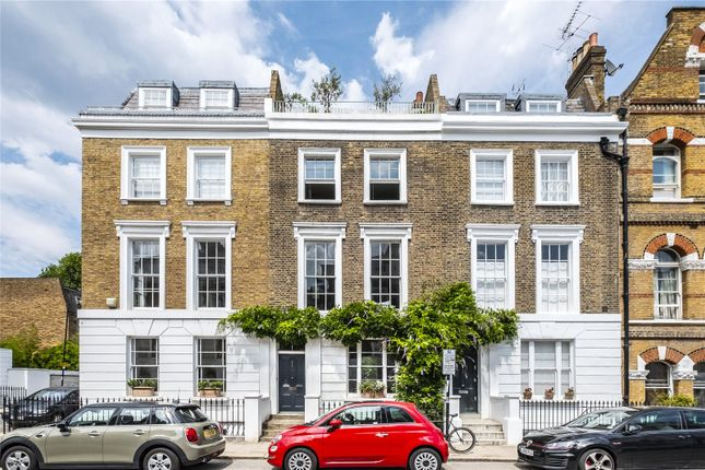 Thumbnail Terraced house for sale in Almeida Street, London