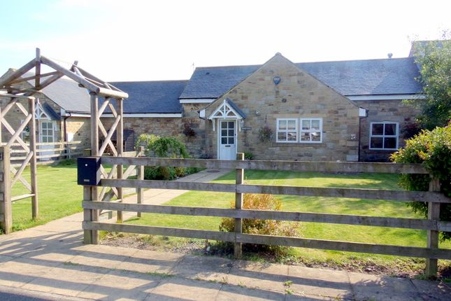 Thumbnail Barn conversion for sale in Tranwell Woods, Morpeth